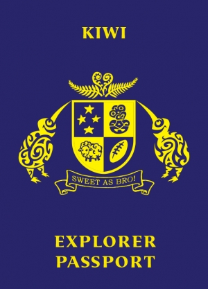Kiwi Explorer Passport
