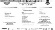 XIV. setkání muzikantů v Bílých Karpatech
