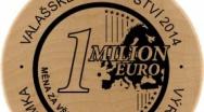 1 milion EURO – měna za všechny prachy