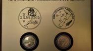 Na Nový Zéland dorazila další várka pamětních mincí