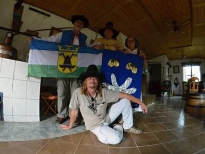 Valašské království expanduje v Austrálii