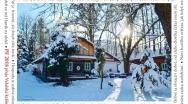 Naše kancelář v zimě a dobré rady z Valašského království do roku 2018